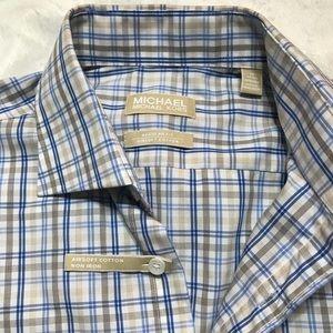 New! Michale Kors dress shirt 👔 ✨
